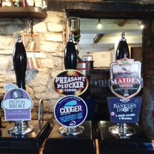 Cotswold Real Ale Restaurant