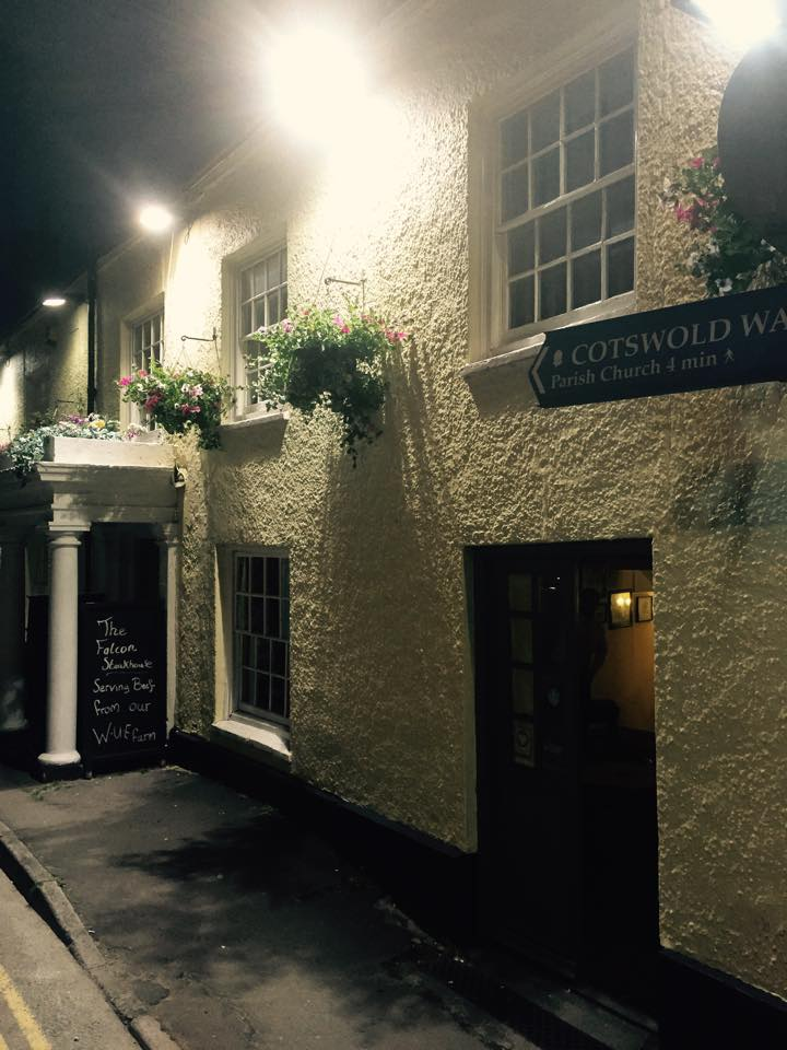 Table Sittings at The Falcon Steakhouse in The Cotswolds…